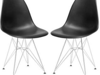 Edgemod padget dining chair set of 2