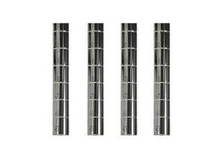 utility shelf poles
