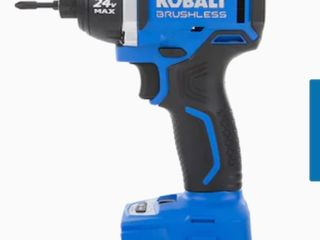 24v max brushless motor kobalt drill NO BATTERY