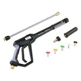 Blue Hawk 4000 PSI Pressure Washer Gun Kit   Not Inspected