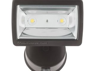 lithonia lighting 1 Head Bronze lED Dusk to Dawn Flood light
