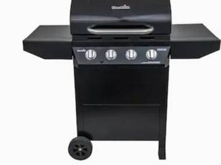 Char Broil Advantage Black 4 Burner liquid Propane Gas Grill