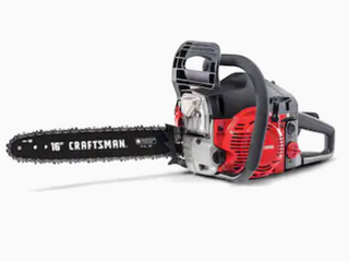 Craftsman 2  Cycle 42 Cc Gas Powered Chainsaw  ud6006618   Not Inspected