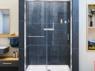 Dream line Dream in Style Glass Shower Door    Not Inspected an See Details for more info