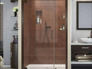 Dream line Showers ultimate shower door The Elegance Plus Series SHDR GlP2001 287210   6 of 6 boxes