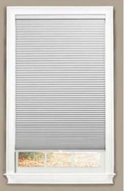 Allen   Roth cordless shade 36  x 72