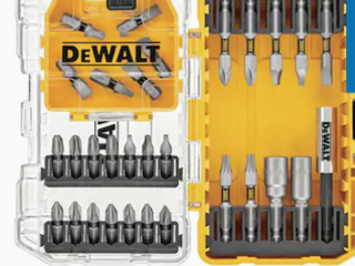 Dewalt 30 peice High Screw Driver Set