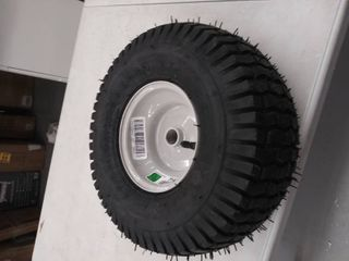 Arnold 15 in Front Wheel Wheel for Riding Mower Tractor