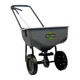 Sta Green 32 lb Broadcast Spreader