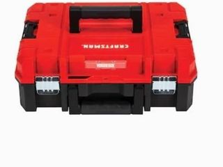 CRAFTSMAN VERSASTACK System 17 in Red Plastic lockable Tool Box