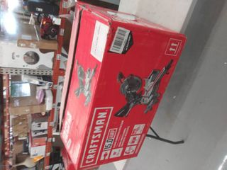 CRAFTSMAN 10 in 15 Amp Single Bevel Sliding Corded Miter Saw  USED