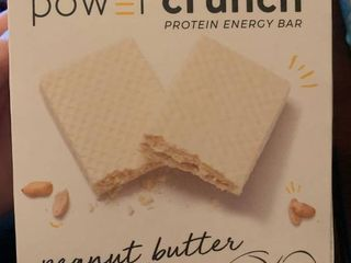 PROTEIN ENERGY BAR  Peanut butter creme
