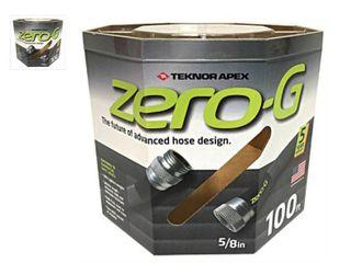 Zero G flex hose 100 ft   inspected