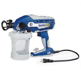 Graco 17A466 TrueCoat 360DS Paint Gun   As Is Works Powers On