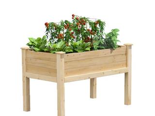 Greene s Fence Company raised Garden Bed Kit 4 foot x 2 foot