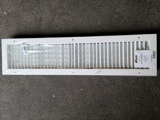 Accord Ventilation Products Wall Register 30  x 6