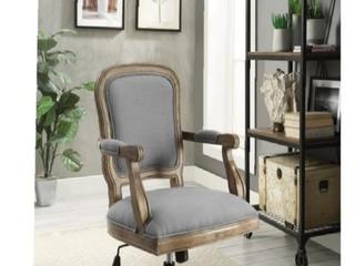 Willa light Grey Office Chair  Retail 356 99