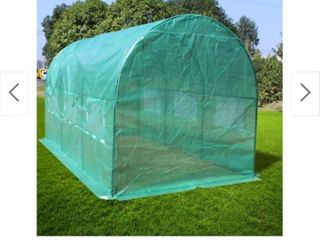 Heavy Duty Greenhouse Plant Gardening Dome Greenhouse Tent 12FT 15FT