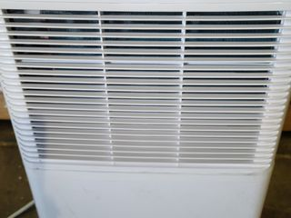 Hisense Dehumidifier   tested and powers on