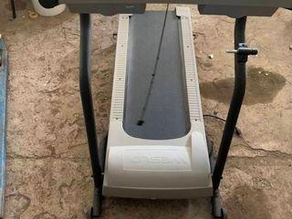 Weslo G 30 treadmill