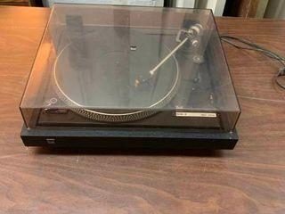 Duel album turn table