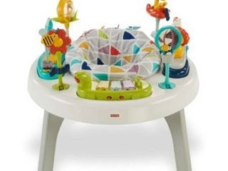 Fisher Price 2 in 1 Sit to Stand Activity Center Playset