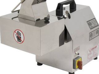 American Eagle Food Machinery AE MC12N 1 2 K 1 hp Electric Meat Cutter Kit 1 2  Output Stainless Steel  Retail   812 15