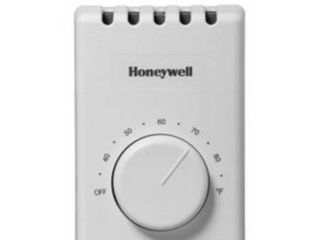 Honeywell Rectangle Mechanical Non Programmable Thermostat