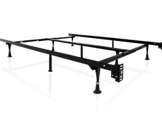 Structures bed frame with glides universal size