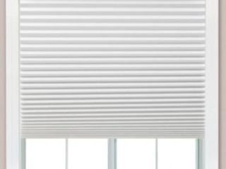 Redi Shade 1616204 Original Pleated White Paper Shade 36 by 72 Inch