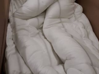 White Comfortor Queen Size