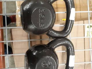 30 and 35 lb Kettle Bell Set