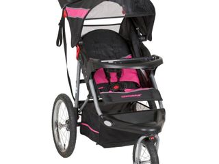 Baby Trend Expedition Jogging Stroller  Bubble Gum