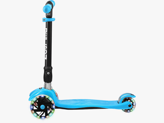 Jetson blue Twin Scooter