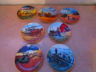 FARM COllECTOR PlATES