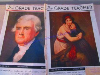 GRADE TEACHER MAGAZINES