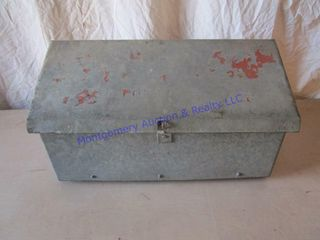 METAl MAIlBOX TOOl BOX