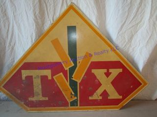 T X SIGN