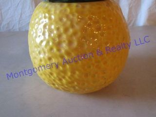 MCCOY PINEAPPlE COOKIE JAR