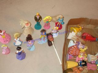 MCDONAlDS BARBIES