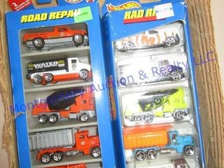 HOT WHEElS ROAD REPAIR