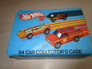 1975 HOT WHEElS CASE