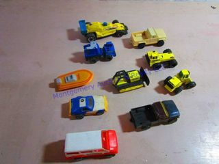 TONKA TOY VEHIClES
