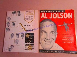 Al JOlSON 1950   ACADEMY AWARDS