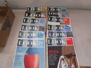 lOOK MAGAZINES