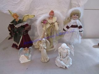 XMAS DOll   ANGElS