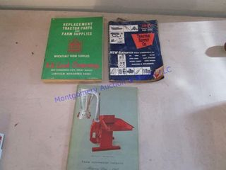 OlD FARM MANUElS GUIDES