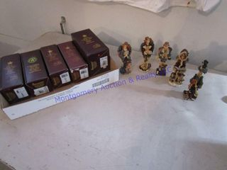 BOYDS COllECTION W  BOXES