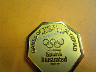 1996 OlYMPIAID MEDAl