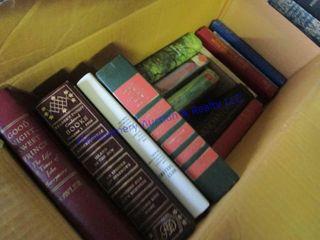 2 BOXES BOOKS